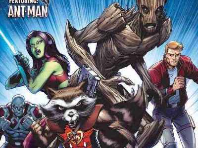 Guardians: Comic Book for Financial Education