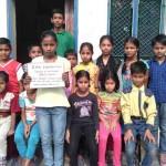 Children at RMN Foundation School