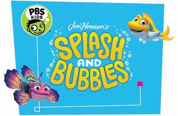 PBS Kids Animated Series: Splash And Bubbles