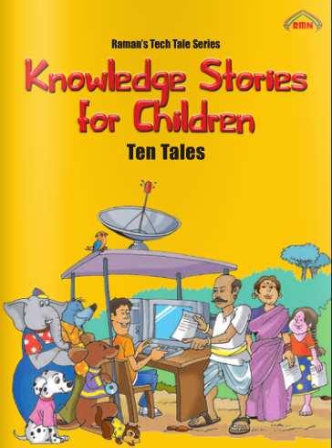 Raman's Tech Tale Series