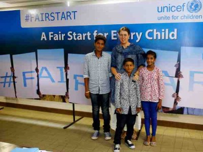 UNICEF India Campaign: Fair Start for Every Child