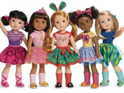 WellieWishers — A New Doll Lifestyle Brand for Younger Girls