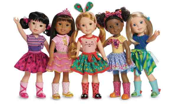 WellieWishers -- A New Doll Lifestyle Brand for Younger Girls