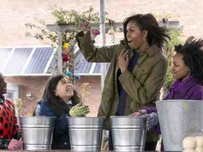 First Lady Michelle Obama's Recipe Challenge for Kids