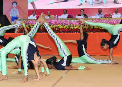 National Yoga Olympiad for School Children