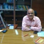 Rajesh Kumar Chaturvedi, Chairman of CBSE