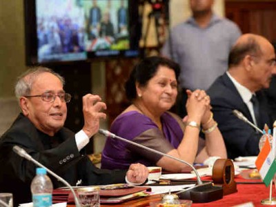 President Suggests 9 Rules to Make India an Innovative Society