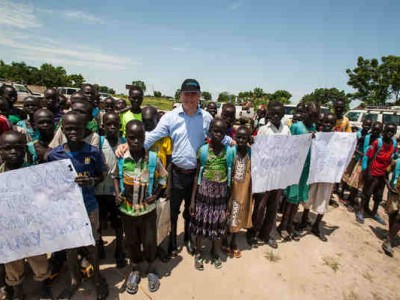 Hundreds of Children Recruited by Armed Groups in South Sudan