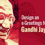 E-Greetings Design Contest for Gandhi Jayanti 2016