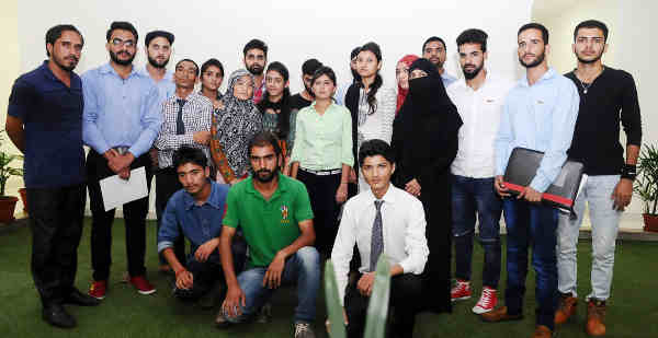 Jammu & Kashmir Students