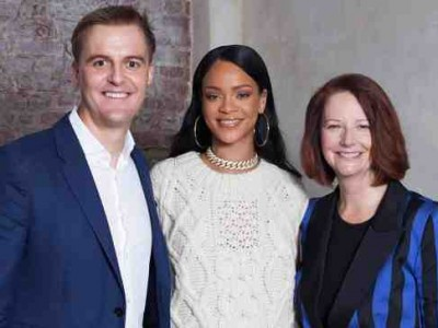 Rihanna Urges World Leaders to Support Global Education