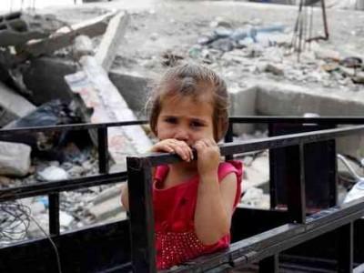 Nearly 50 Million Children Uprooted Worldwide – UNICEF