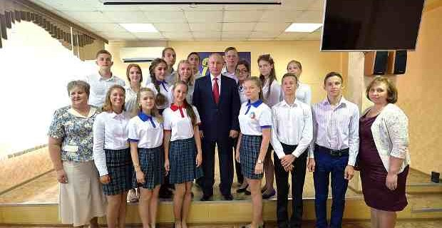 Vladimir Putin to Students: Apply Your Knowledge in Practice