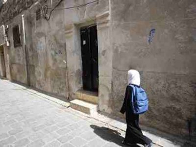 Children in Syria Risk Their Lives to Go to School