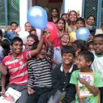 Celebration Time at RMN Foundation School in Delhi