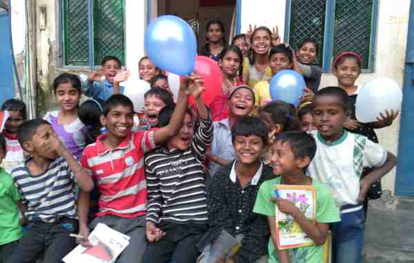 Celebration Time at RMN Foundation School