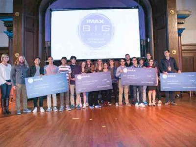 IMAX Challenges Student Filmmakers to Create Documentaries