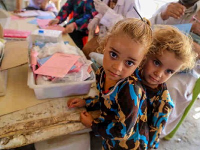 UNICEF Launches Back-to-School Campaign in Iraq