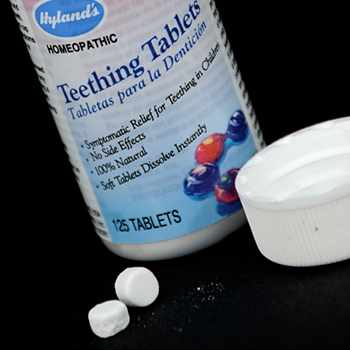 Homeopathic Teething Tablets Risky for Children: FDA