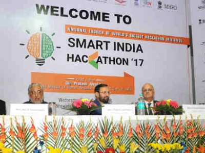 Digital Competition for Students: Smart India Hackathon 2017