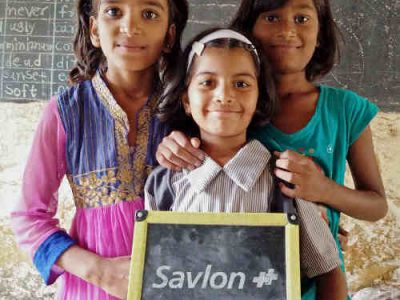 Savlon Program Encourages Children to Wash Their Hands