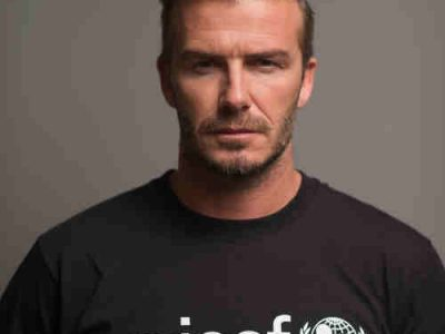 End Violence Against Children: David Beckham