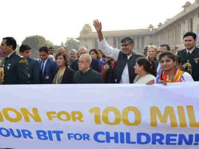 '100 Million for 100 Million' Campaign Launched for Children