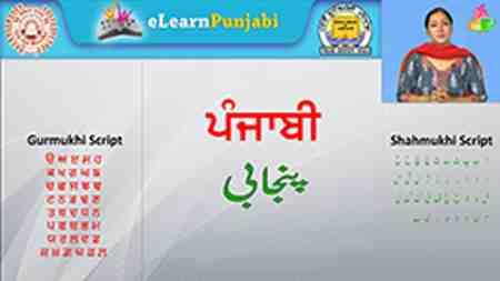 Punjabi Learning Website