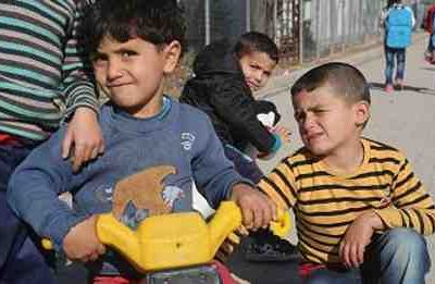 Syrian Refugee Children in Turkey Missing Out on Education
