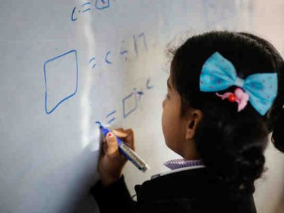 Schools Reopen in East Mosul as Violence Subsides