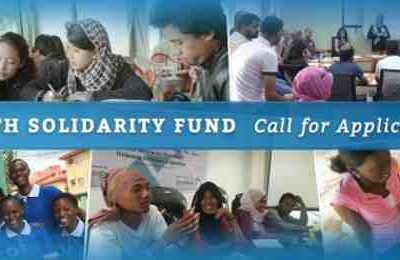UN Alliance Invites Applications for Youth Solidarity Fund