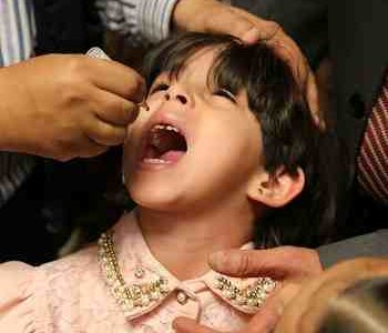 Polio Immunization Campaign Reaches 5 Million Children in Yemen