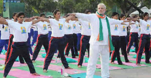 India to Host Yoga Olympiad for School Children