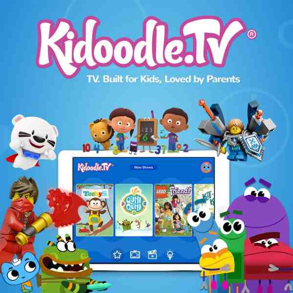 Safe Platform for Families to Watch Children's Content