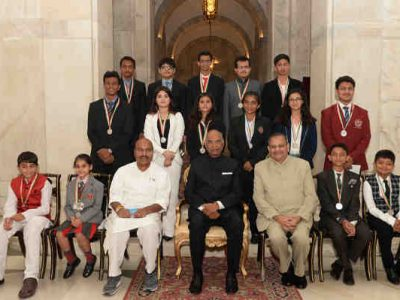 President of India Presents National Child Awards