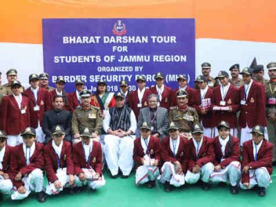 India Offers Bharat Darshan Tours to School Students