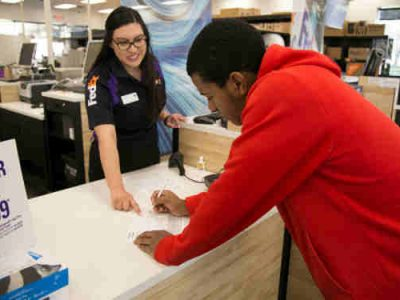 FedEx Office Supports Student Athletes on National Signing Day