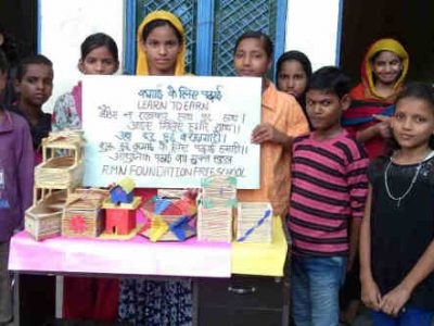 NITI Aayog Presents Innovations of School Children