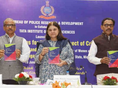 Crime Against Children: Handbook on Legal Processes for Police Launched