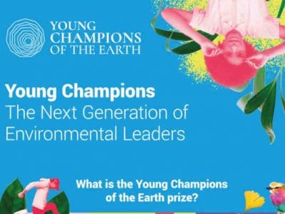 UN Environment Looking for Young Champions of the Earth