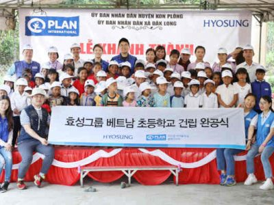 Donations Campaign to Support School in Vietnam