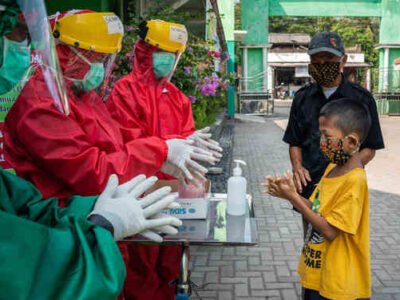 UNICEF Needs Funds for Children Affected by COVID-19 Pandemic