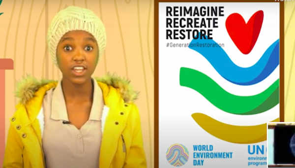 Photo: Screengrab from the UNEP video