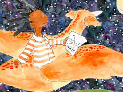 New Storybook to Help Children Stay Hopeful During Covid-19
